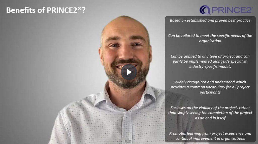 PRINCE2® – 1.1.2 – Benefits of PRINCE2®