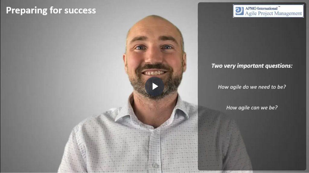 AgilePM® (DSDM) – How agile Introduction