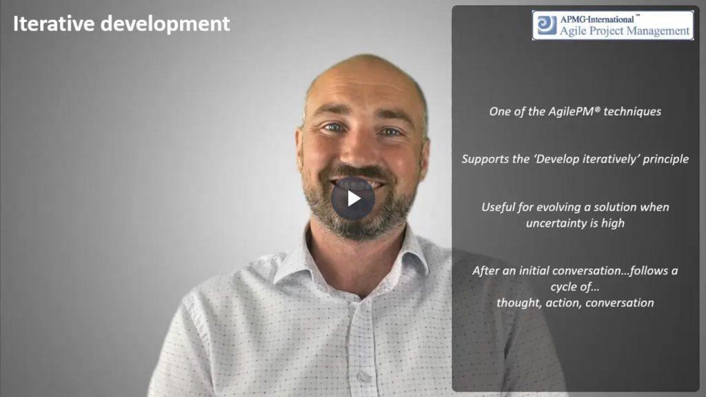 AgilePM® (DSDM) – Iterative development
